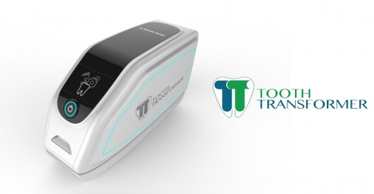 """""""Riciclare"""" i denti come materiale ricostruttivo, ora è possibile con Tooth Transformer"""