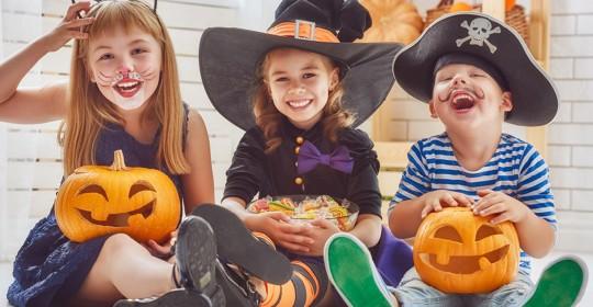 Dolcetti di Halloween? Ecco come proteggere i denti dei tuoi figli senza rinunce
